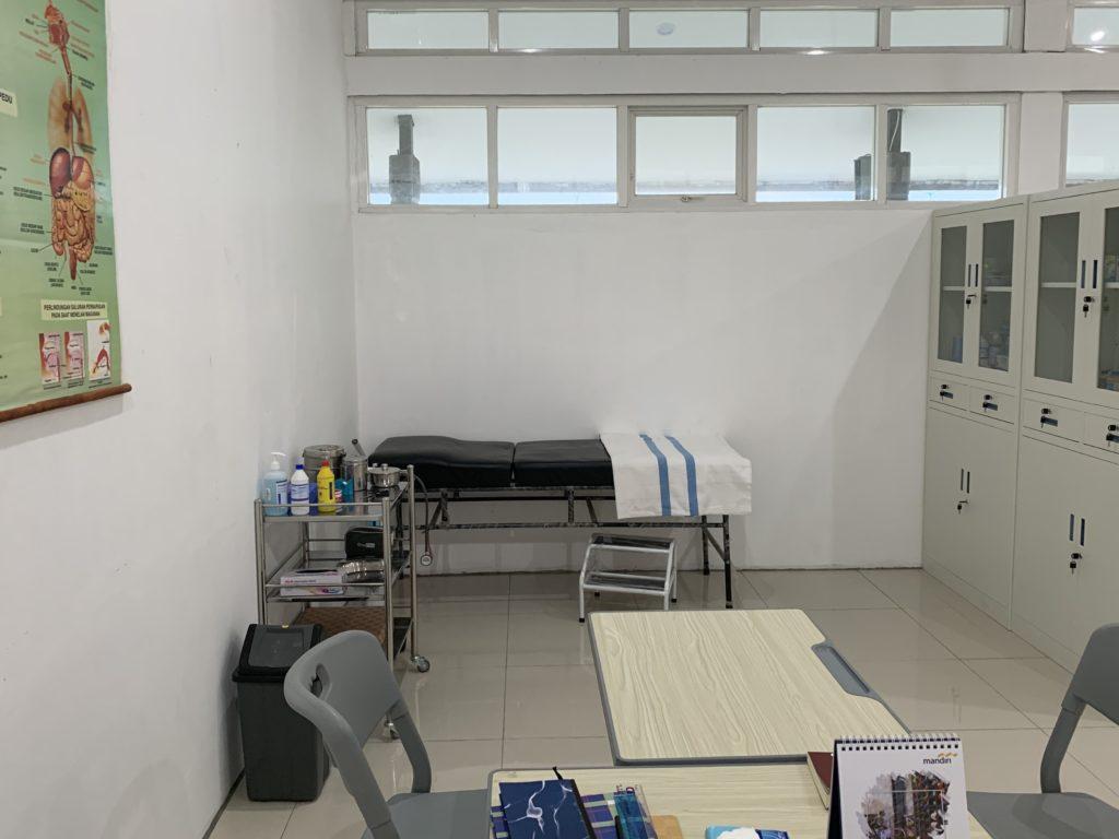 Unit Kesehatan Siswa