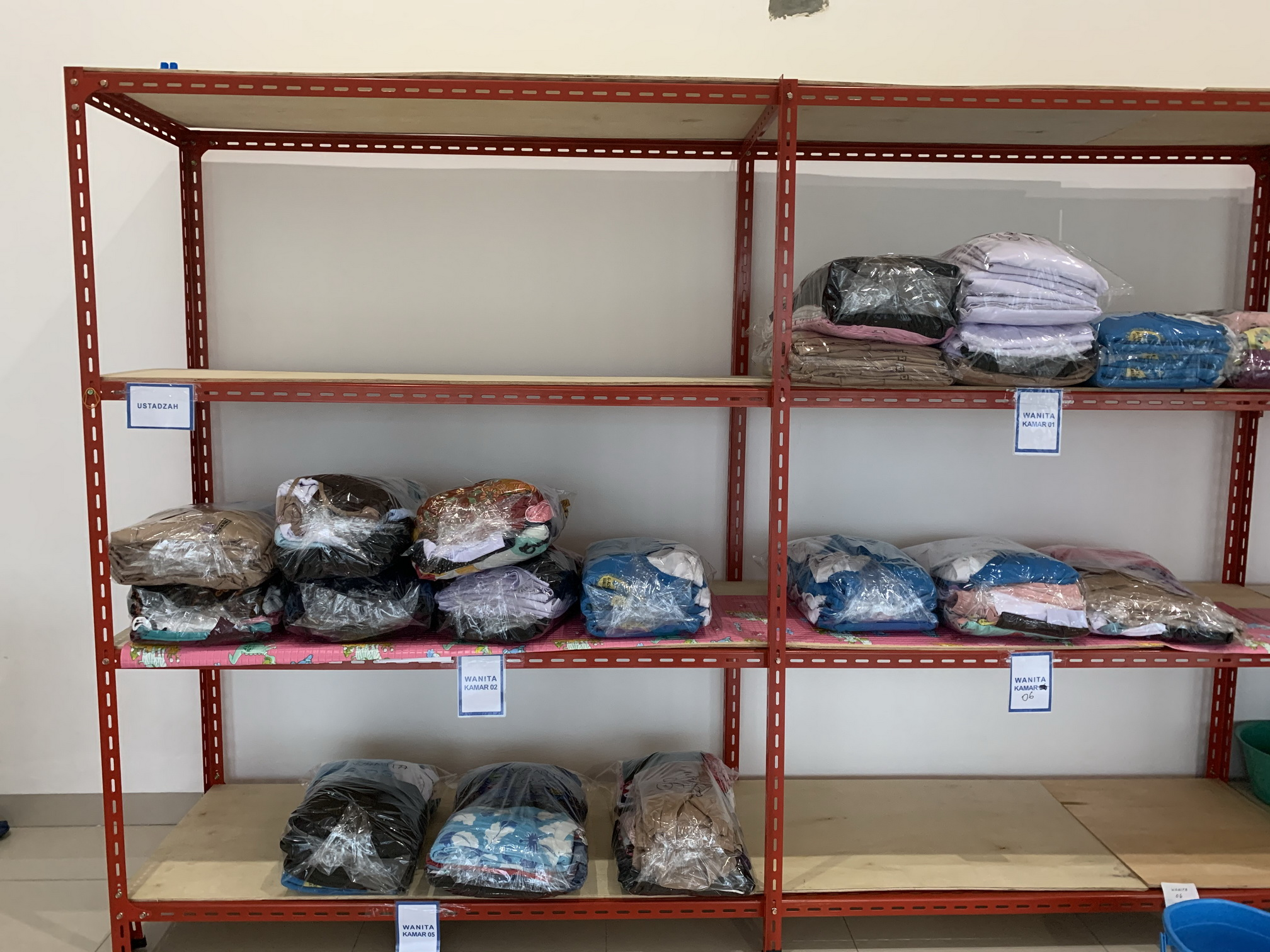 Laundry Al-Azhar Asy-Syarif Sumatera Utara