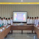 Foto Bersama OSIS Al-Azhar Asy-Syarif Sumatera Utara