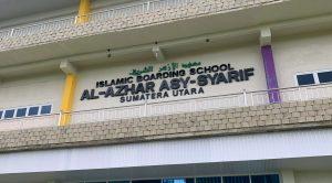 Gedung Administrasi SD Al-Azhar Asy-syarif Sumatera Utara