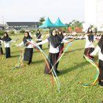 peserta upacara bendera hut ri me 75 al-azhar asy-syarif sumatera utara-4