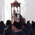 sholat idul adha al-azhar asy-syarif sumatera utara 2020
