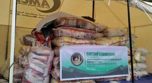 bantuan kemanusian al azhar asy syarif sumut