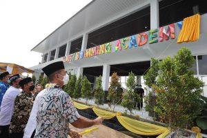 Foto Bersama Peresmian Alaisy Swimming Pool Bersama Wakil Gubernur Sumatera Utara